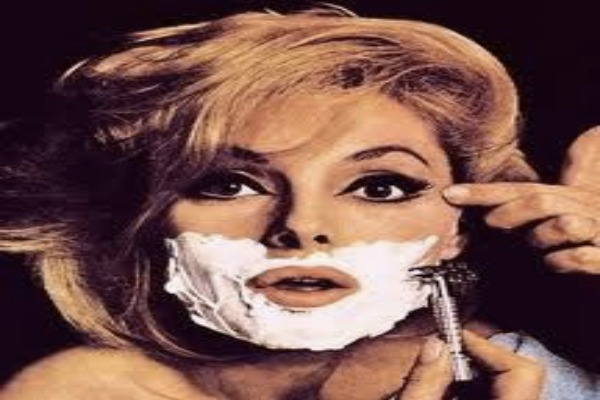 womanshave1